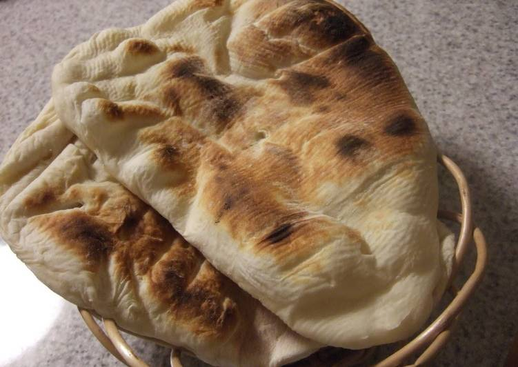30 Minute Recipe of Love Easy Naan in a Bread Machine