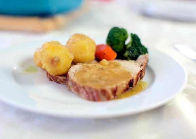 Recipe: Tasty Mama's Pork Recipe
