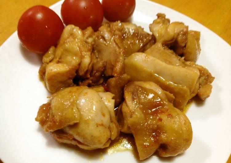 Recipe of Award-winning Easy Gochujang Teriyaki Chicken in the Microwave