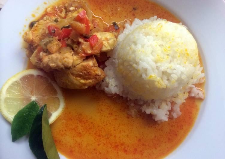 Recipe of Homemade Brazilian Fish Moqueca
