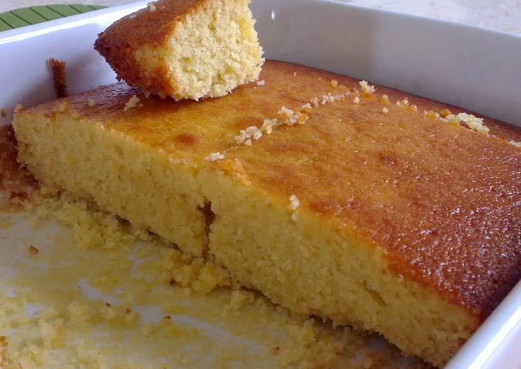 Greek Sponge Cake
