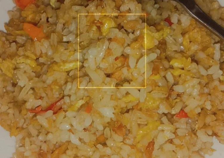 Nasi Goreng Rumahan praktis