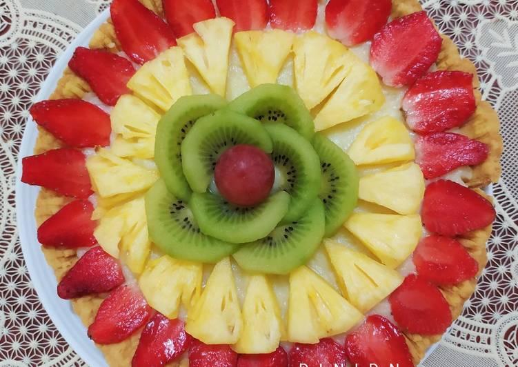 Resep Pie Buah Teflon Paling Top