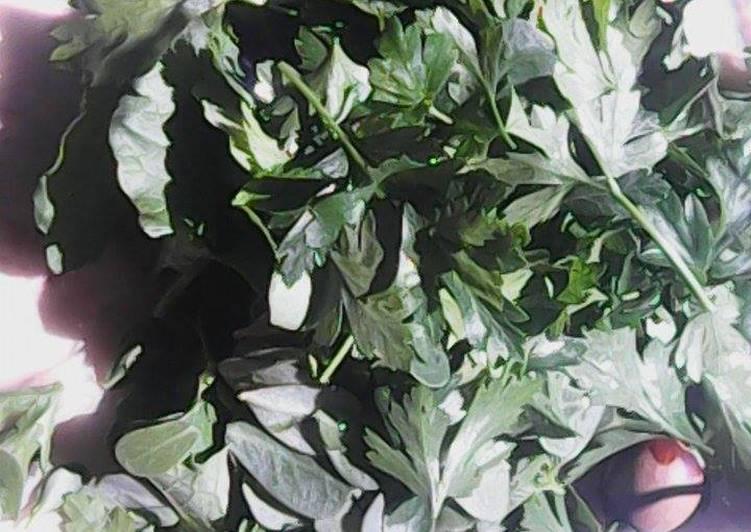 Recipe: Appetizing Fresh weeds smoothie