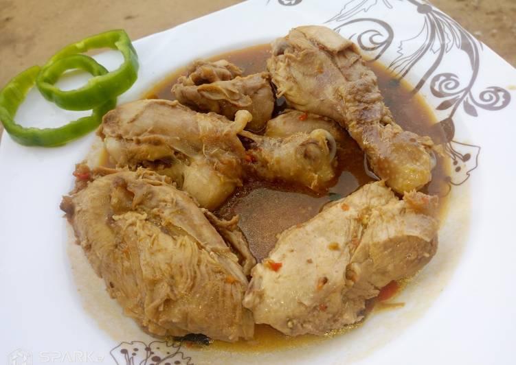 Chicken Peri peri