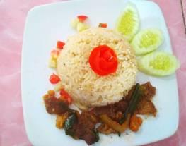 NASI KEBULI#Festival Resep Asia#[Timur Tengah]#[Daging Kambing]