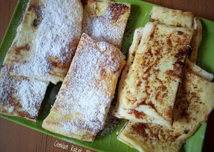 Resep Roti Panggang Simple Favorit