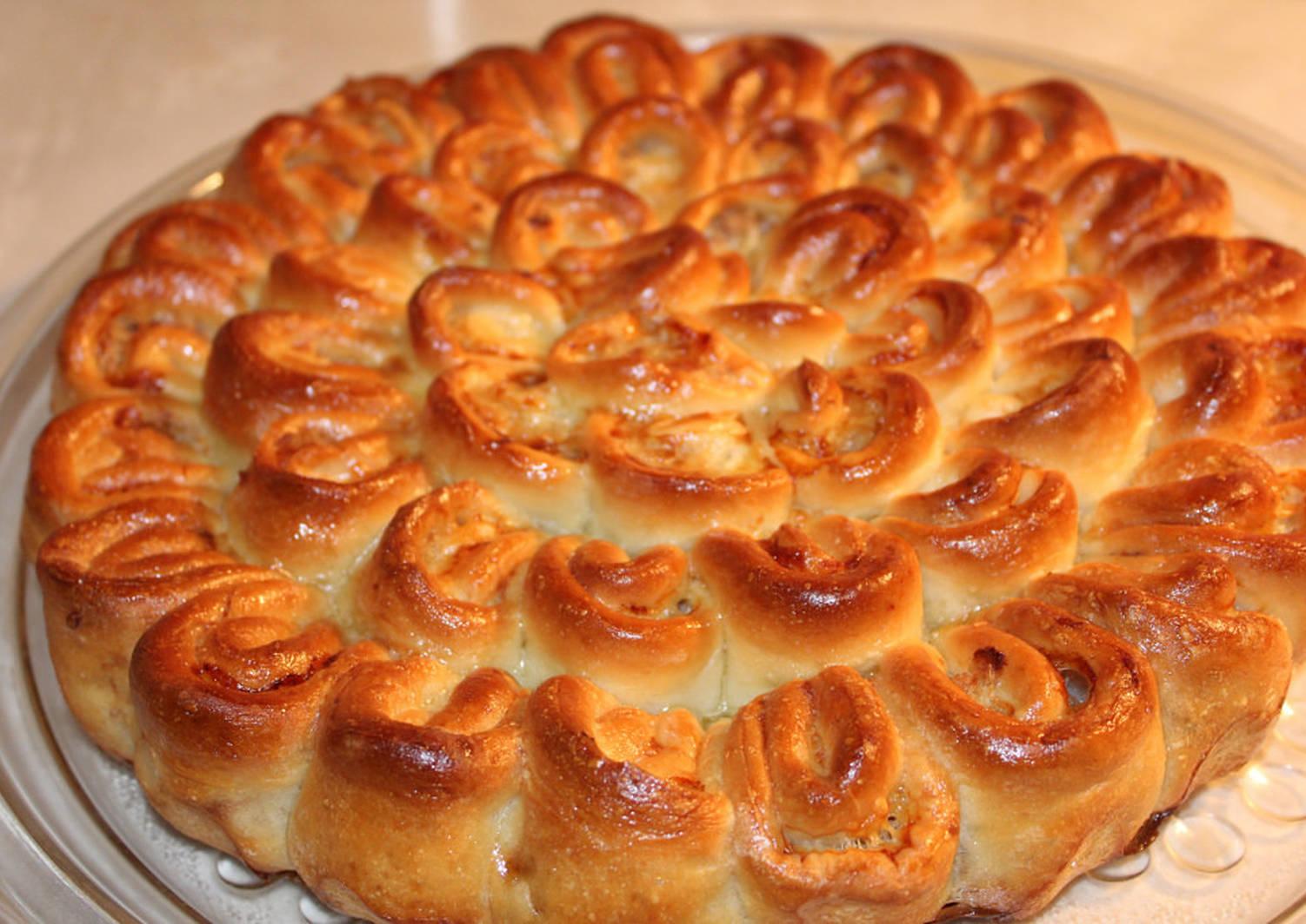 желать все рецепты пирогов с фото портрет рисунок