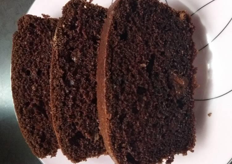 Loaf Chocolate brownies