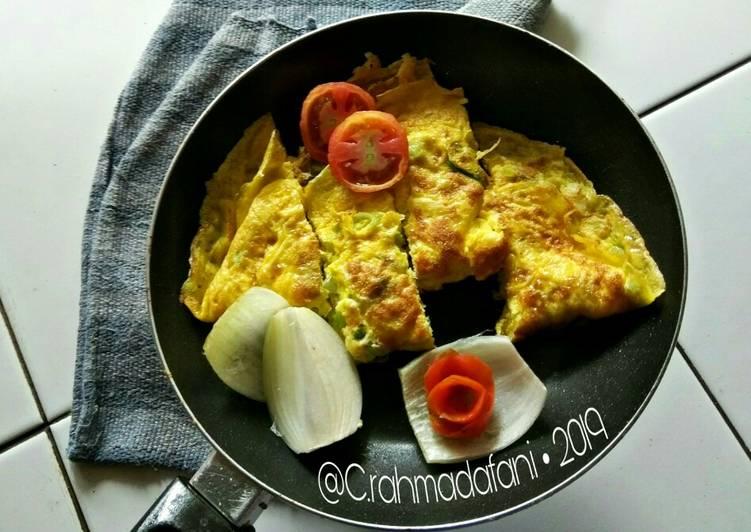 Tips Telur Dadar