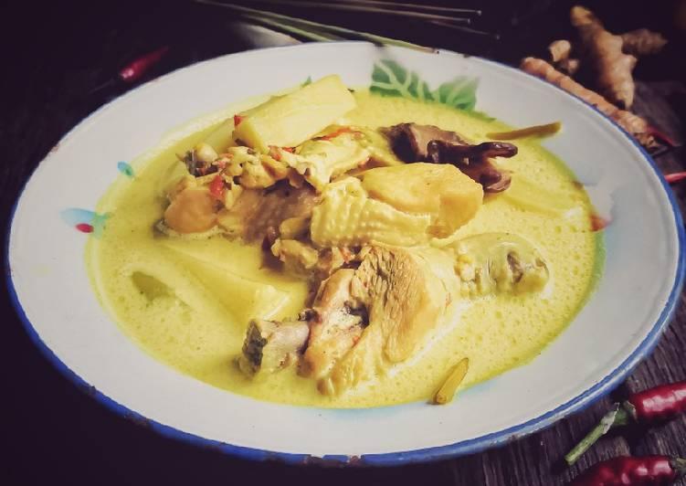Ayam Masak Lemak Cili Padi - resepipouler.com