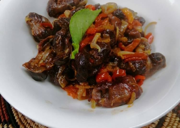 Eating 14 Superfoods Is A Terrific Way To Go Green For Better Health Peppered Gizzard