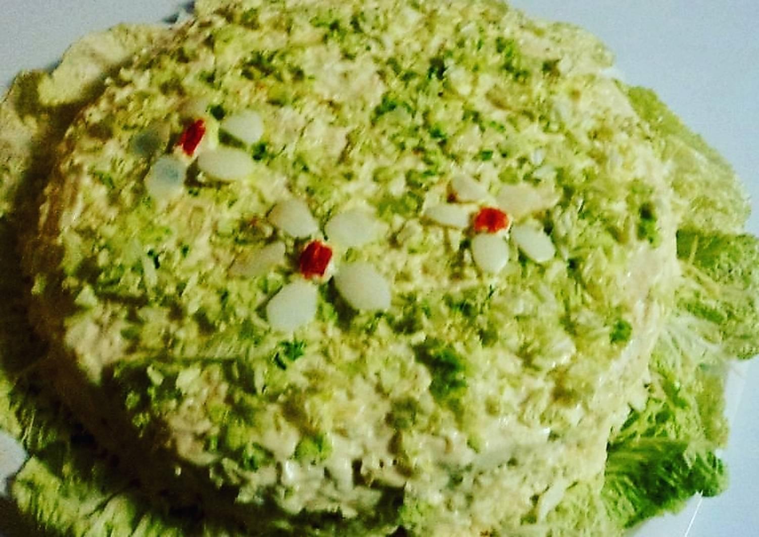 салат три цветка рецепт и фото что