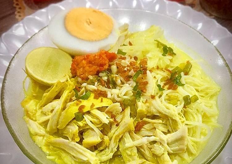 190. Soto Ayam Medan