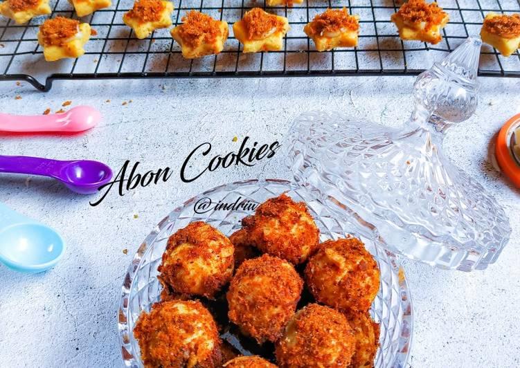 Resep Abon Cookies yang Lezat
