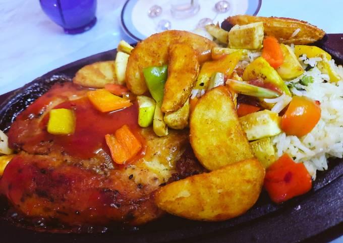 Herb Chicken Steak