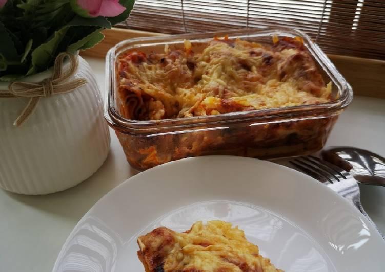 Ayam Lasagna Deena - velavinkabakery.com