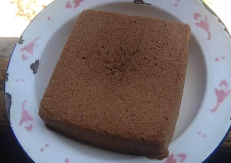Resep Bolu kukus coklat simple (takaran sendok), Menggugah Selera