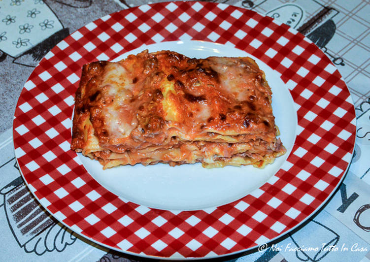 Easiest Way to Make Yummy Lasagne….a modo nostro!