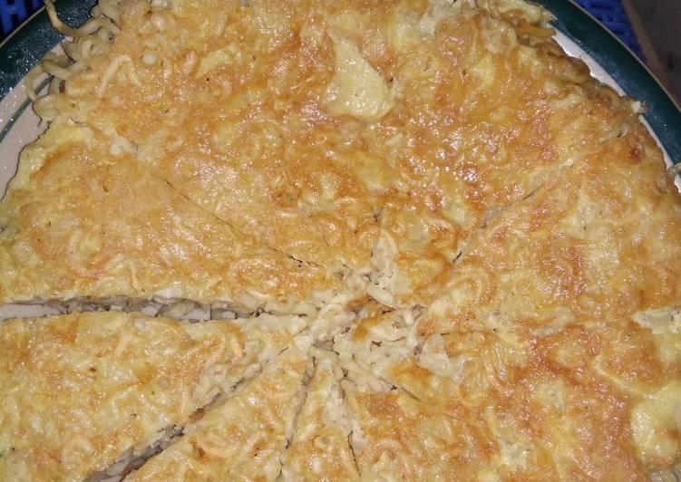 Telor mie (omelete)