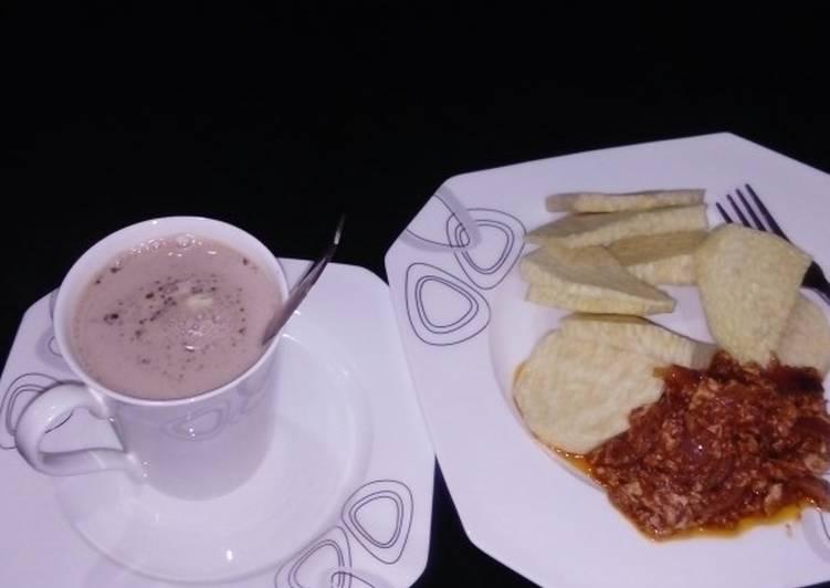 Recipe Yummy Breakfast