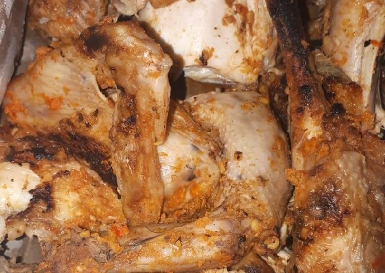 Ayam panggang khas kediri jawa timur - cookandrecipe.com