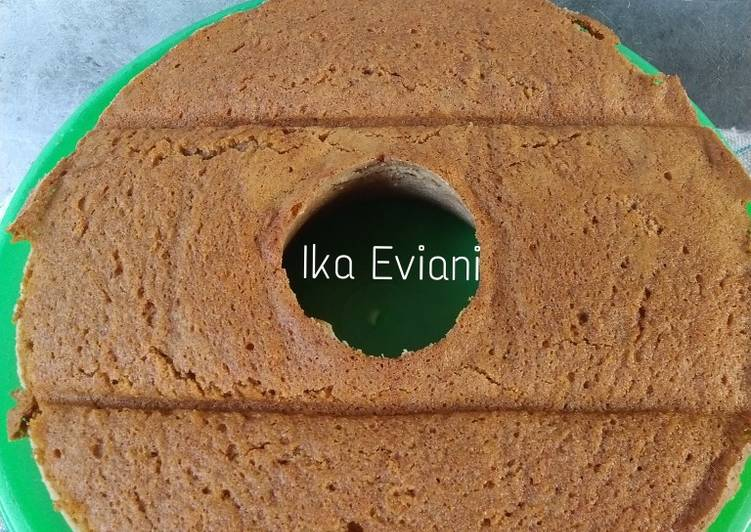Carrot Cake / Cake Wortel