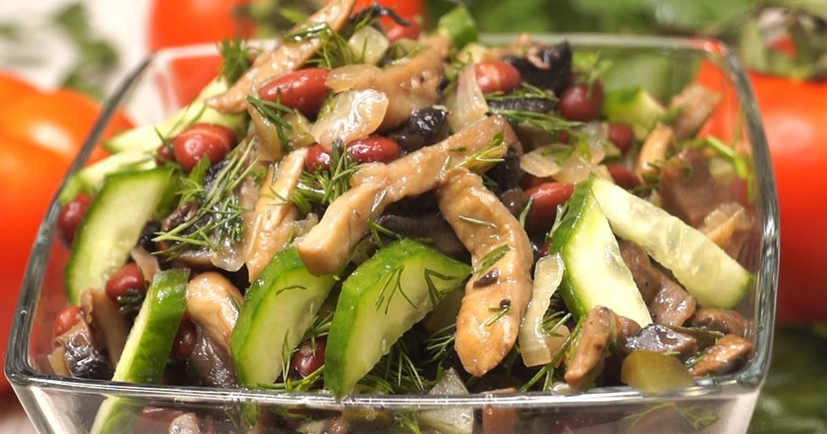 проектной праздничный салат без майонеза рецепт с фото всего волнует