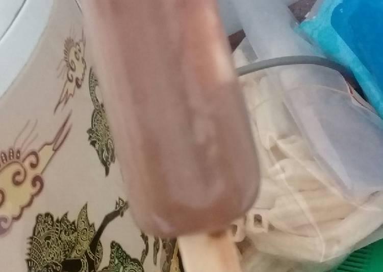 Ice Cream Coklat