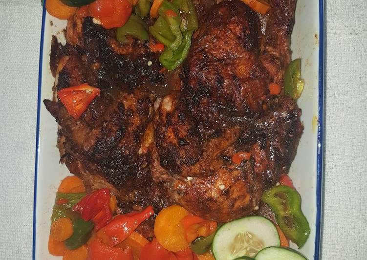 Easiest Way to Make Award-winning Sweet and sour Baked Chicken