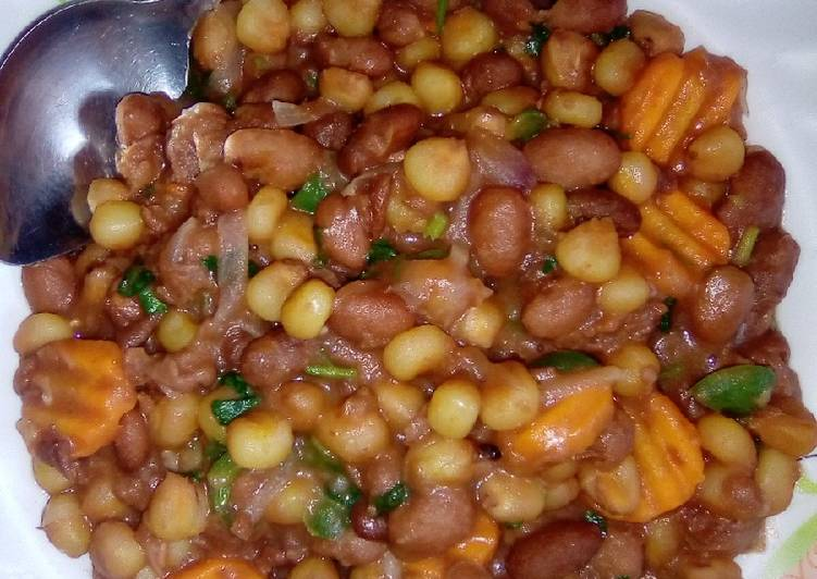 Turn to Food to Improve Your Mood Githeri