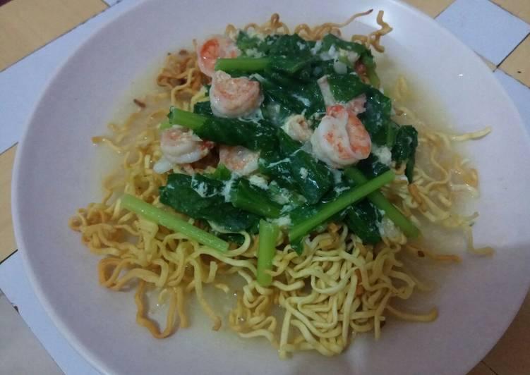 Resep Mie Titi homemade sederhana dan enak