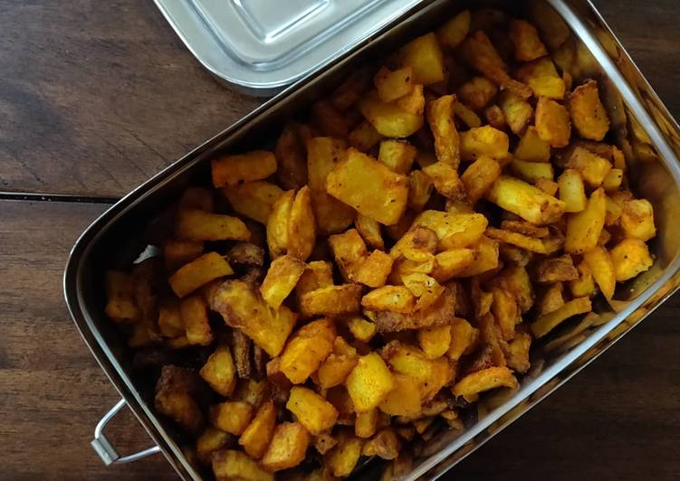 How to Prepare Perfect Potato fry