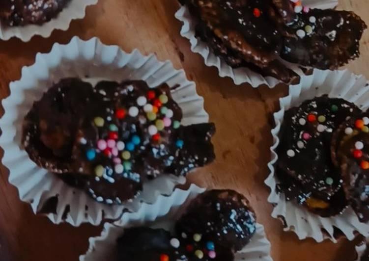 Chocolate Corn Flake