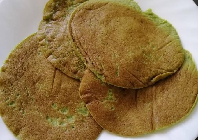 Green Tea Pancake