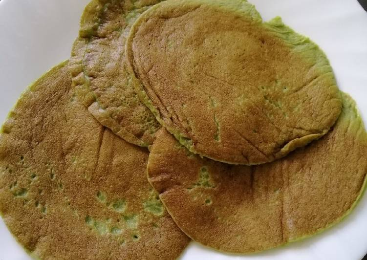 Green Tea Pancake