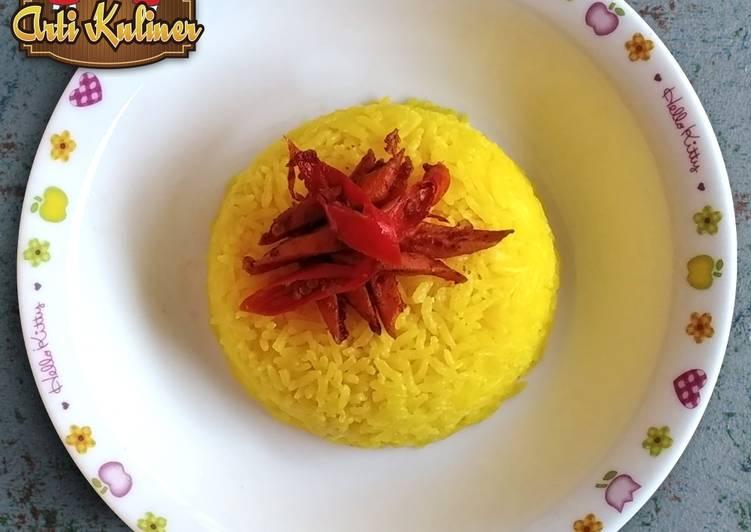 Stim nasi kuning - cookandrecipe.com