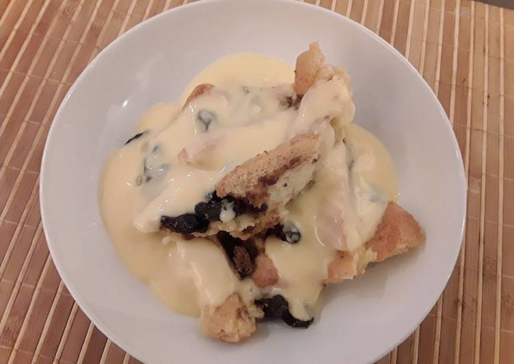 Sig's Bread and Butter Pudding #myfavouriterecipes