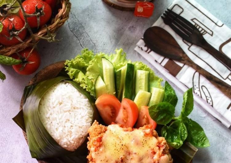 AYAM KETUK Cheese Leleh#MunahMasak - velavinkabakery.com
