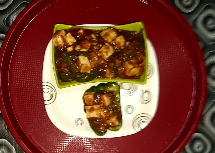 Step-by-Step Guide to Prepare Speedy Chilli paneer
