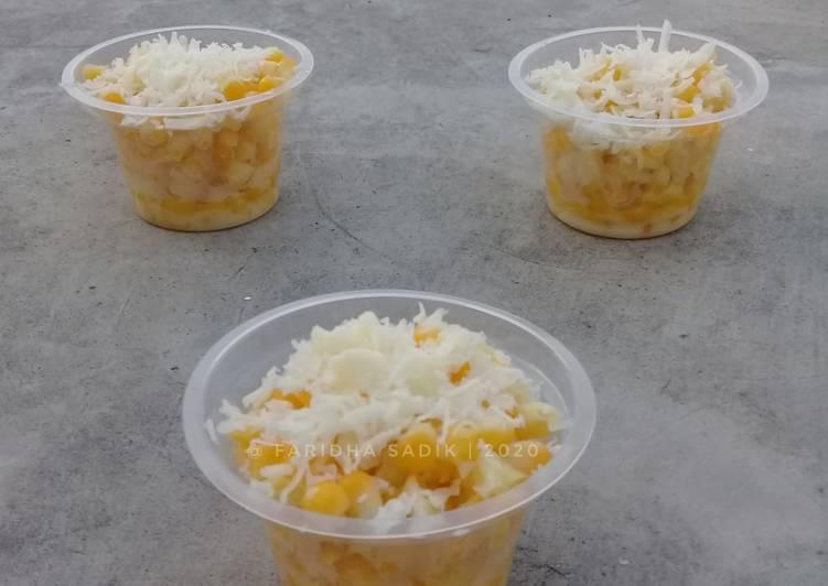 Jagung Susu Keju