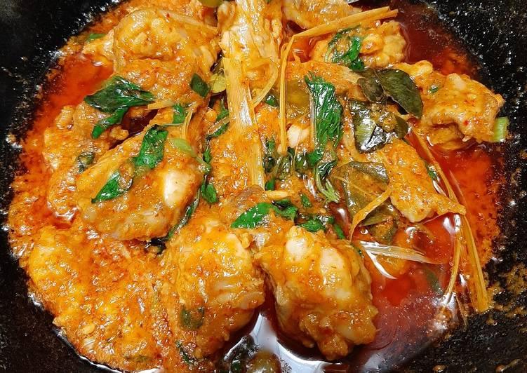 Resep Ayam Rica Kemangi yang Menggugah Selera