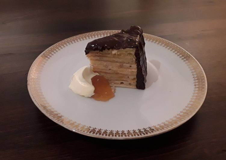 Sig's Traditional Baumkuchen (Tree Cake)
