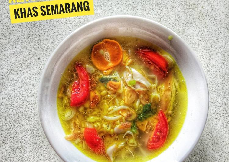 Soto Bangkong Semarang