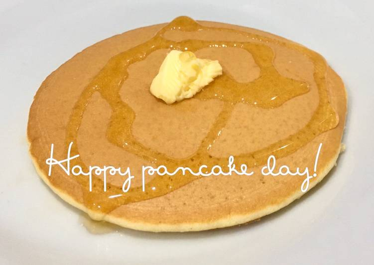 Resep Pancake sederhana Paling dicari