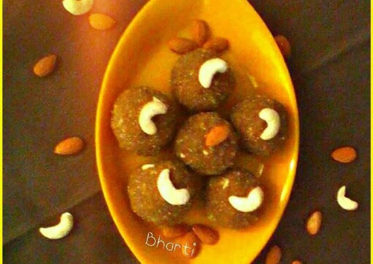 15 Minute Recipe of Ultimate Methi ke Laddu