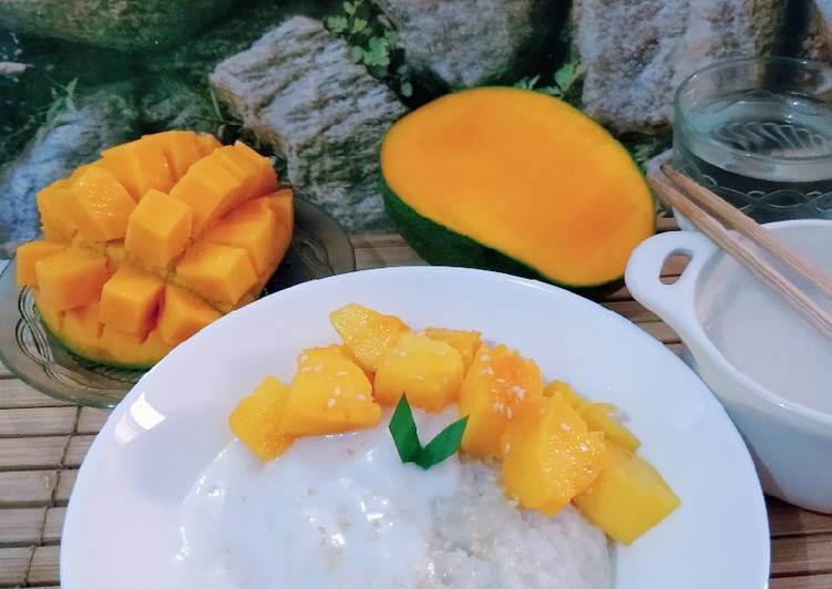 ketan-mangga-thailand-mango-sticky-rice