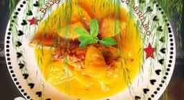 Hình ảnh món Đùi gà xào dứa sốt chanh leo