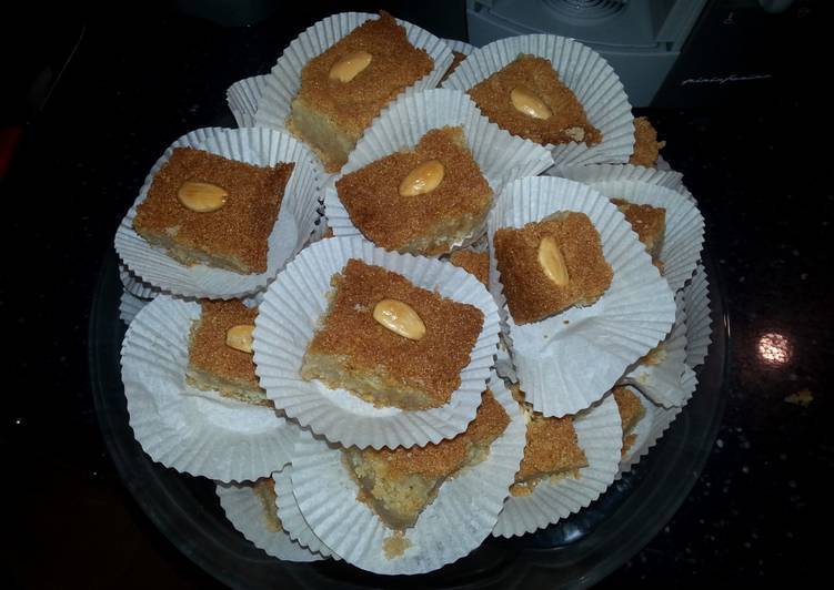 Pispiti - Greek cake
