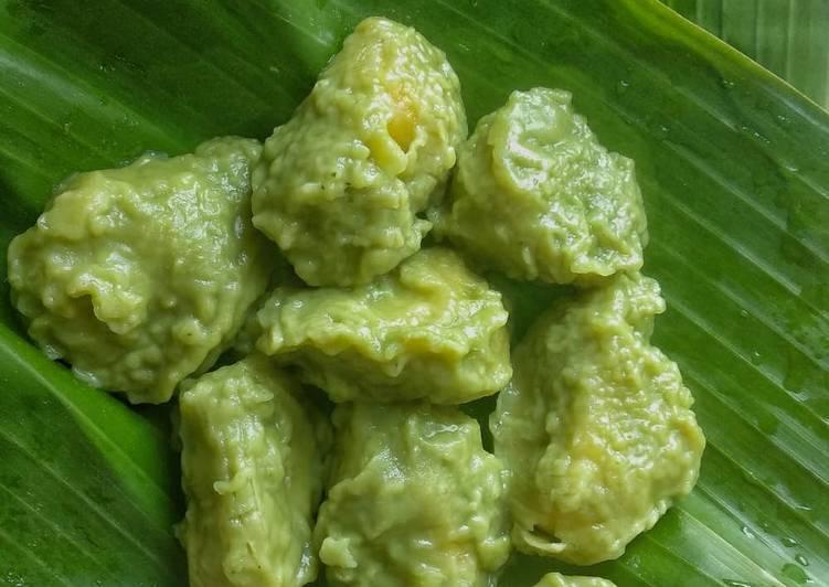 Pisang Rai (jaje Bali)
